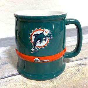 NFL Football Miami Dolphins Coffee Mug